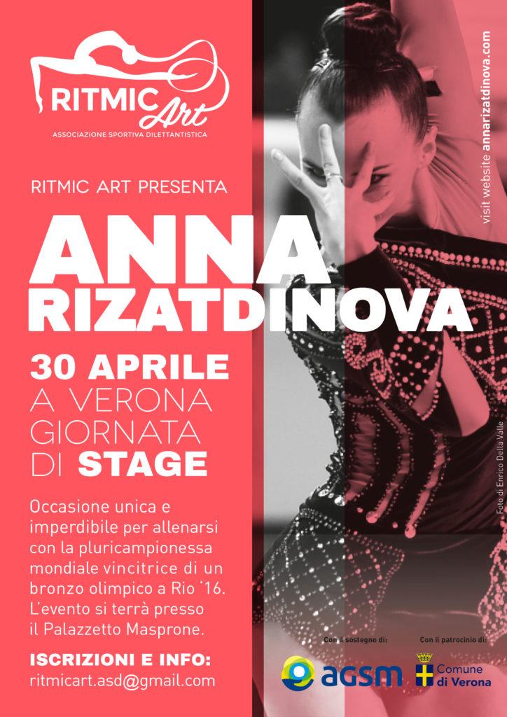 Stage Anna Rizatdinova Verona
